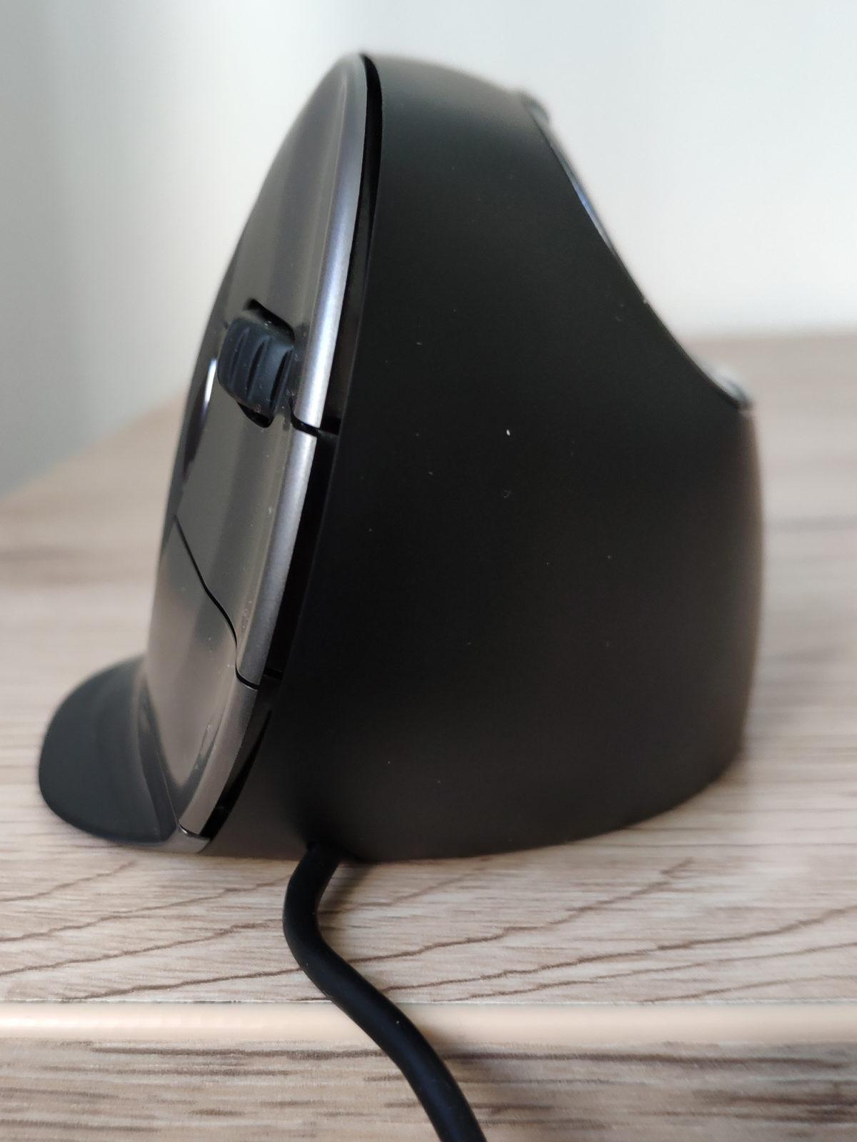 Evoluent Vertical Mouse D - Hoher Neigungswinkel