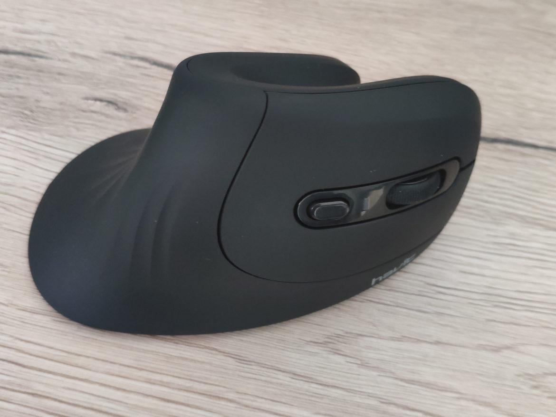 Test der ergonomischen Maus Havit HV-MS55GT